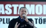 Erdoğan: Edep, erkan bilmeyenler meseleyi peygambere kadar götürdü