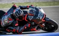 Katar'da MotoGP'de zafer Vinales'in