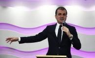 Bakan Çelik: Mesele güç isteme meselesi değil, mesele Türkiye'yi korumak