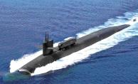 ABD, Güney Kore'ye dünyanın en büyük denizaltılarından birini gönderdi