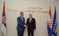 Balkan liderleri Mostar'da bir araya geldi