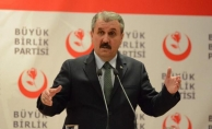 Destici: CHP'nin yürüyüşünün amacı 'hayır' blokunu bir arada tutmaktır