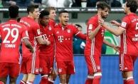 Bundesliga'da şampiyon Bayern Münih