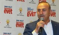 Çavuşoğlu: Kılıçdaroğlu'nun söylemediği yalan, atmadığı iftira kalmadı.