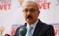 Elvan: Artık Türkiye'nin önünü açmak istiyoruz,