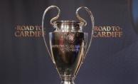 Şampiyonlar Liginda yarı final kuraları çekildi