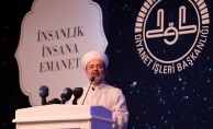 Diyanet İşleri Başkanı Görmez: Tüm haftalar Hazreti Muhammed'e feda olsun