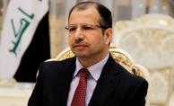 """Irak Meclis Başkanından """"Musul'a havadan yardım"""" çağrısı"""
