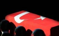 Şehit olan güvenlik korucusu Sancar'ın cenazesi defnedildi