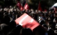 Şehit Uzman Çavuş Turgut Kurtçu'nun cenazesi Tekirdağ'da toprağa verildi