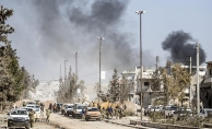 Suriye'de İdlib'e yönelik bombardıman sürüyor