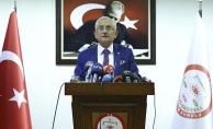 YSK Başkanı Güven: Kılıdaroğlu'nun beyanları ile ilgili olarak da suç duyurusunda bulunulacaktır