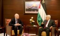 ABD Başkanı Trump'ın özel temsilcisi Greenblatt, Batı Şeria'da