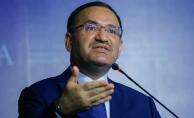 Adalet Bakanı Bozdağ: Yalan söylüyorsunuz FETÖ için geliyoruz FETÖ için