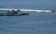 Ege Denizi'nde 58 göçmen kurtarıldı