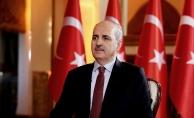 Başbakan Yardımcısı Kurtulmuş AGİTPA Başbakanlık Divanı heyetini kabul etti