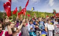 Bosna Hersek'te eğitim ve spor alanında yardım