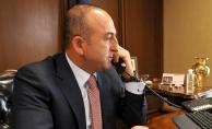 """Dışişleri Bakanı Çavuşoğlu'ndan """"Katar"""" diplomasisi"""