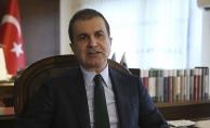 AB Bakanı ve Başmüzakereci Çelik: AP'nin raporu aynen iade edilecektir