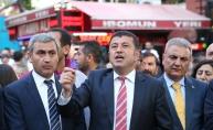 """CHP'li milletvekillerinden """"volta"""" eylemi"""