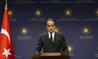 Türkiye'den Telafer'deki DEAŞ terörüne tepki