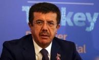 Ekonomi Bakanı Zeybekci: Hani komşunun tavuğu kaz görünüyor ya bizimkilerin gözü onlarda