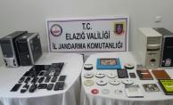 Elazığ'da terör operasyonu: 20 gözaltı