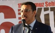 Gümrük ve Ticaret Bakanı Tüfenkci: Kaçak sigara oranı yüzde 7,5'e kadar gerilemiştir