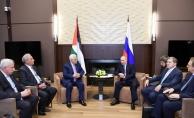 Putin'den Filistin açıklaması: Kapsamlı, adil ve kalıcı bir çözüm istiyoruz