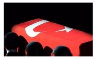 Diyarbakır'da şehit Uzman Onbaşı son yolculuğuna uğurlandı