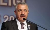 Bakan Arslan: Malatya çok önemli bir kavşak