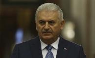 Başbakan Yıldırım ile Tursunbekov arasındaki görüşme