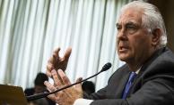 Erdoğan'ın, ABD Dışişleri Bakanı Tillerson'u kabulü