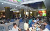 Ağrı'da şehit aileleri ve gaziler için iftar programı