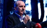 Kültür ve Turizm Bakanı Kurtulmuş: Türkiye'den başka kimseden ses çıkmıyor