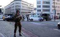 Belçika'daki saldırı girişimiyle bağlantılı 4 kişi gözaltında