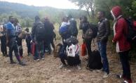 Çanakkale'de 49 yabancı uyruklu yakalandı