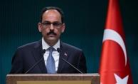 Cumhurbaşkanlığı Sözcüsü Kalın: Referandum iptal edilmezse ciddi sonuçları olacak