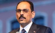 Kalın'dan BAE Dışişleri Bakanına tepki