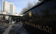 Türkiye'den Ukrayna'nın toprak bütünlüğü uyarısı