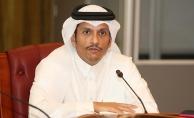 Katar Dışişleri Bakanı Al Sani: Şu ana kadar mesnetsiz suçlamadan başka bir şey duymadık