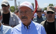 Kılıçdaroğlu, yürüyüşü New York Times'a yazdı