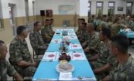 Komuta kademesinden Siirt'te iftar