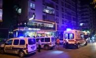 Mersin'de tatlıcı dükkanına silahlı saldırı: 5 yaralı
