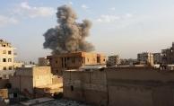 Rakka'da dünden bu yana ölen sivillerin sayısı 45'e yükseldi