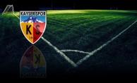 Kayserispor'da 8 futbolcu kadro dışı bırakıldı