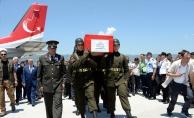 Şehit Astsubay Ağıl'ın cenazesi, memleketi Tokat'ın Turhal ilçesinde toprağa verildi