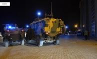 Şırnak'ta zırhlı polis aracının çarptığı polis şehit oldu