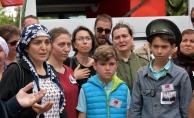 Şehit Üsteğmen Kesikbaş ile Uzman Çavuş İncekar'ın Merzifon cenazeleri ilçesinde toprağa verildi