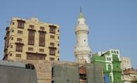 """Suudi Arabistan'ın tarihi """"Osmanlı Camisi"""""""